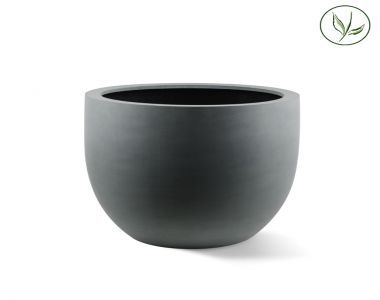 Amsterdam Egg Pot XL (D65H54) Gris-noir