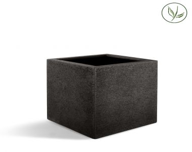 London Cube 40 (40x40x40) - Marron foncé