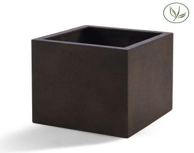 Paris Cube 60 - Exposé aux intempéries (60x60x60)