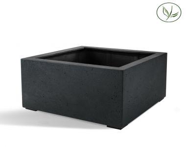Paris Low Cube 80 - Anthracite (80x80x60)