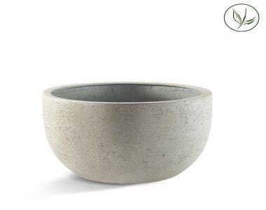 Paris New Egg Pot Low 94 - Vieux blanc (94x56)