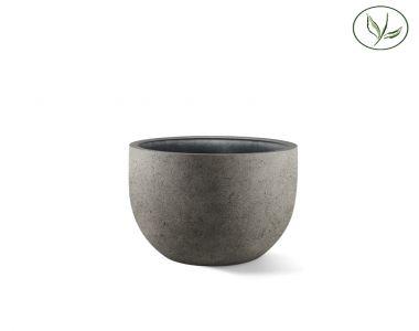 Paris New Egg Pot 65 - Béton gris (65x54)