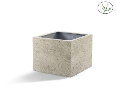 Paris Cube 60 - Vieux blanc (60x60x60)