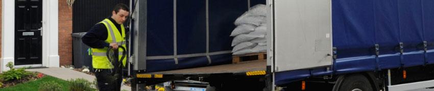 Plantes de couverture logistique